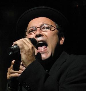 Ruben Blades CANTANDO 1